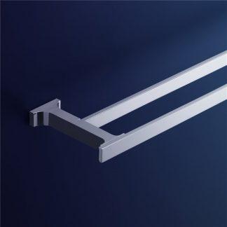 Jovian Double Towel Rail - 600mm