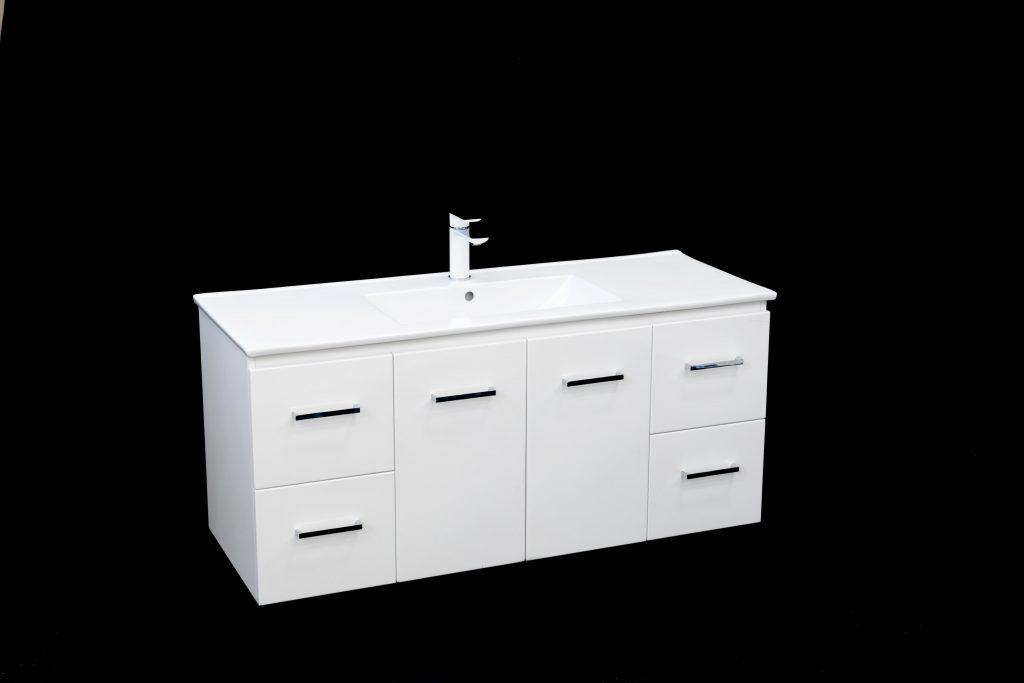 Ken S Plumbing Supplies Bathroom And Plumbing Supplies Lena 1200 X 460mm Wall Hung Vanity Unit